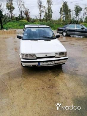Renault in Akkar el-Atika - رينو ٩ موديل ٨٩