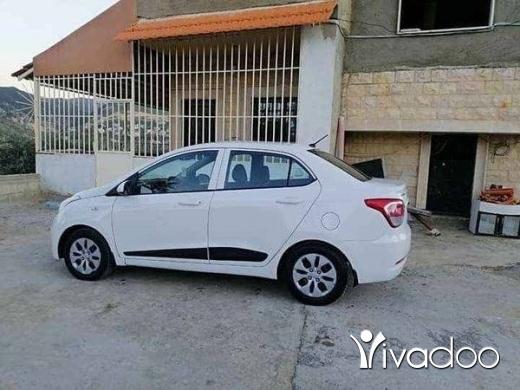 Hyundai in Akkar el-Atika - Grand i10 2015 cherke