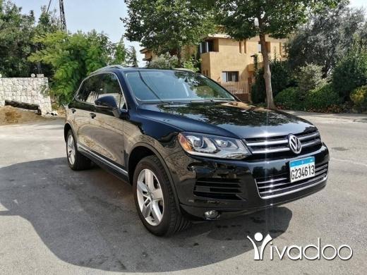 Volkswagen in Beirut City - Volkswagen touareg