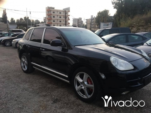 Porsche in Beirut City - Porsche cayenne turbo S V8 full option