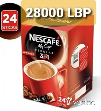 Food & Drink in Beirut City - nescafe