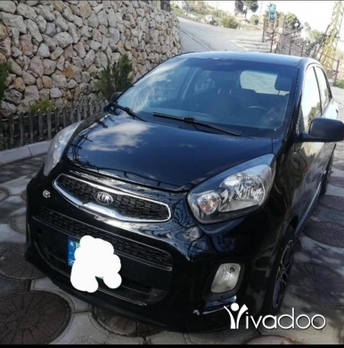 Kia in Machghara - Picanto 2016 ex 5200$ tell 03705402
