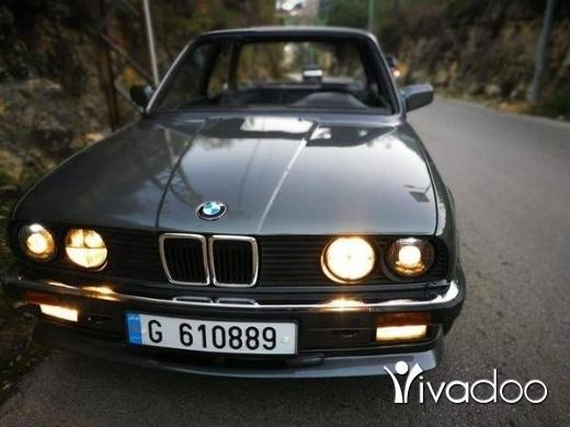 BMW in Halba - BMW E30 V8