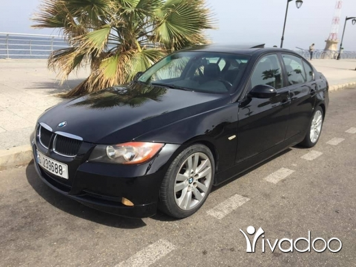 BMW in Beirut City - Bmw 325i full ma3 bi2a