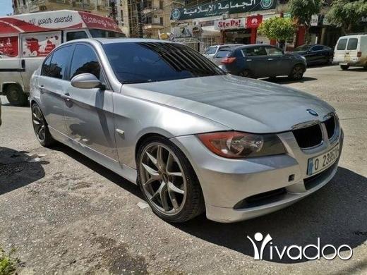 BMW in Tripoli - e90 2006