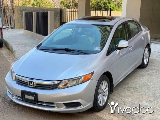 Honda in Tripoli - honda civic 2012