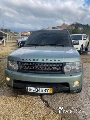 Rover in Tripoli - Range rover sport 2006 v8