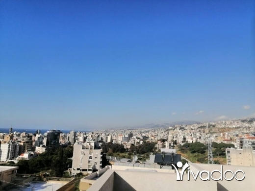 Apartments in Bouchrieh - L07735 - Furnished Modern Apartment for Rent in Bouchrieh with a Spacious Terrace - Cash