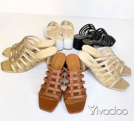 Clothes, Footwear & Accessories in Beirut City - CARLA sandals