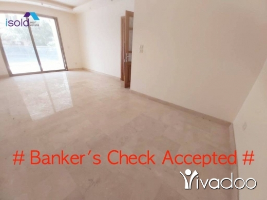 Apartments in Mar Elias - A bright 162  three bedroom m2 apartment for sale in Mar elias (Bankers check accepted)