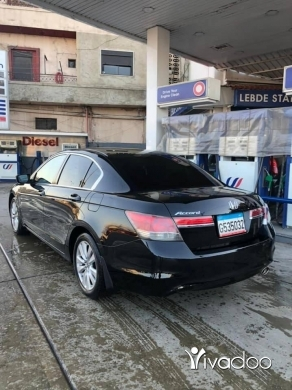 Honda in Tripoli - Honda accord model 2012