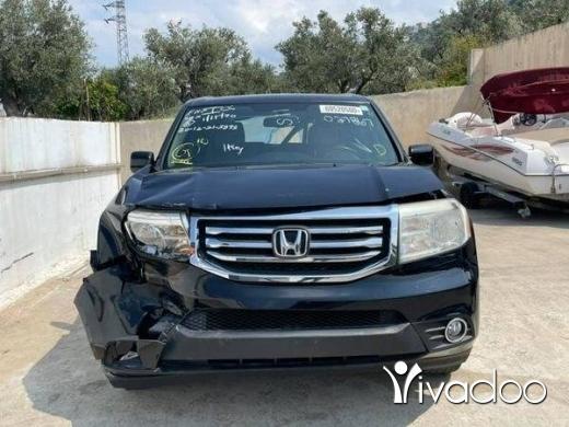 Honda in Qalamoun - Honda