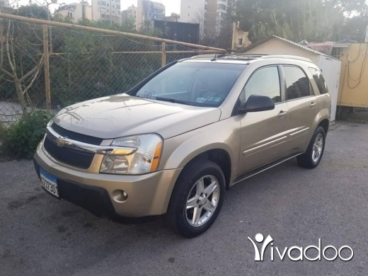 Chevrolet in Beirut City - Chevrolet Equinox 4WD 2006
