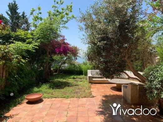Apartments in Adma - OUTSTANDING DUPLEX  IN ADMA: 250 sqm: Terrace/garden with sea view  100m2 Basement