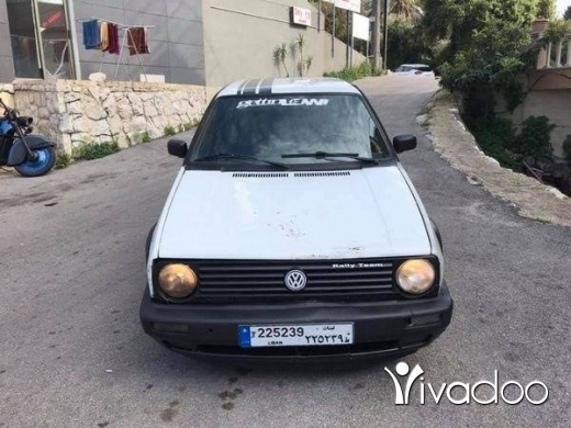 Volkswagen in Amchit - Golf 2 mod:86