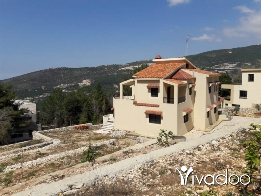 Villas in Zebdine - Renovated Villa for Sale - Ocean & Mountain View