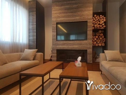 Apartments in Badaro - A decorated 365 m2 duplex apartment for sale in Badaro