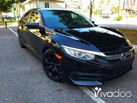 Honda in Beirut City -  2016 #Honda #Civic #Sport #PKG