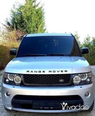 Rover in Akkar el-Atika - Ranj rover sport