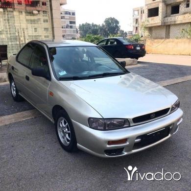 Subaru in Beirut City - Subaru impreza 1999