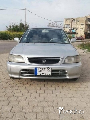 Honda in Tripoli - - Honda city / 2000
