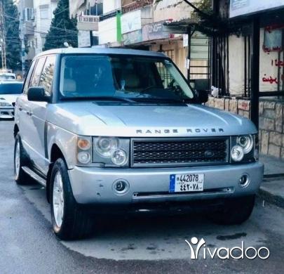 Rover in Majd Laya - Vogue 2003