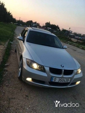 BMW in Tripoli - bmw E90 2006