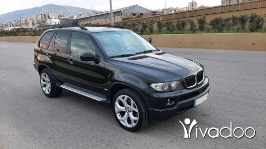 BMW in Tripoli - Bmw X5 / 2006