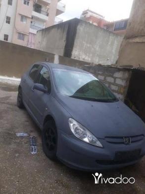Peugeot in Tripoli - بيجو ٣٠٧ موديل ٢٠٠٥