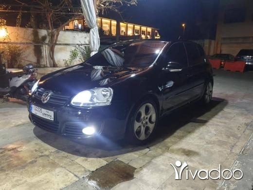 Volkswagen in Tripoli - golf 5
