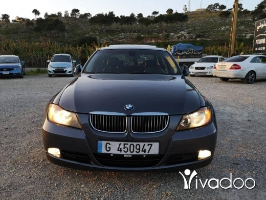 BMW in Sour - BMW E90 335i