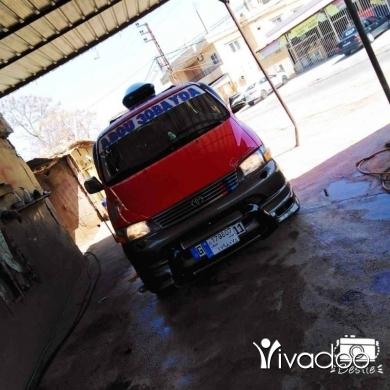 Toyota in Akkar el-Atika - تويوتا موديل ٢٠٠٥