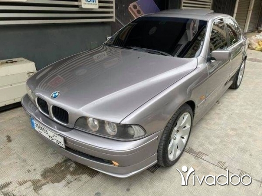 BMW in Tripoli - Bmw 528  Model 96
