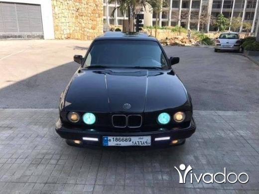 BMW in Amchit - 535 mod:88