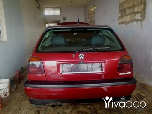 Volkswagen in Tripoli - golf tri 3 ✌️✌️✌️✌️ عادي