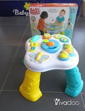 Baby & Kids Stuff in Beirut City - Baby learning table