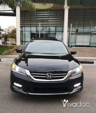 Honda in Tripoli - Honda accord EXL-2013