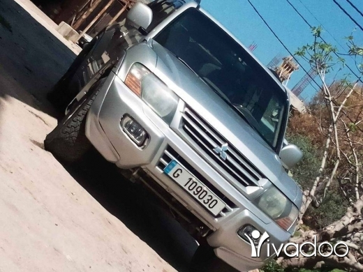 Mitsubishi in Tripoli - Mutsibishi pajero model 20002 limted