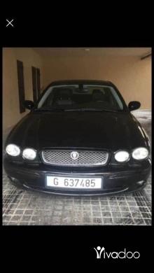 Jaguar in Sin el-Fil - Jaguar X-type
