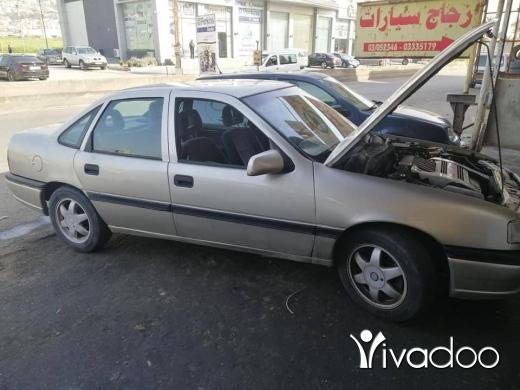 Opel in Ghaziyeh - اوبل فكترا ١٩٩٤ موتير فيتيس ميكانيك توب ١٥٠٠$ و بتتزبط شوي موجودي بصيدا (الغازية) للتواصل ٧١٥٦٥٦٣٤