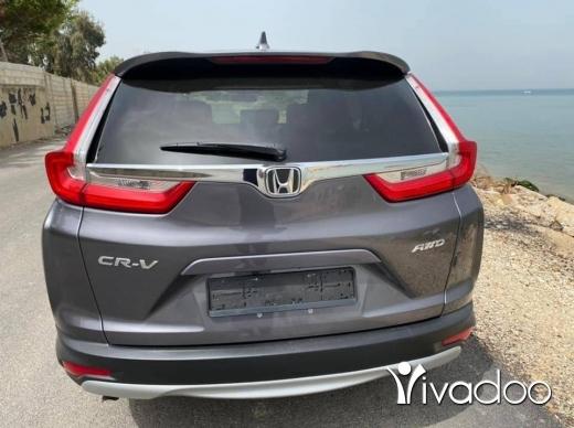 Honda in Tripoli - CRV Model 2017 Special Edition
