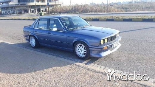 BMW in Tripoli - أوتوماتيك، 4 سيلاندر، look M3،