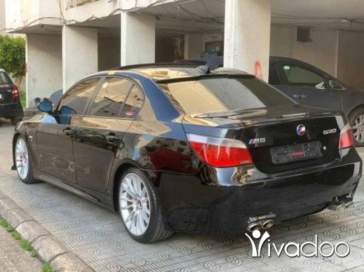 BMW in Tripoli - 530 model 2005