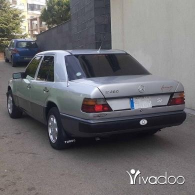 Mercedes-Benz in Damour - Marsedis benz 260 model 88