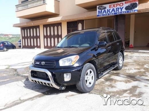 Toyota in Zgharta - Rav4 2002 depot bi2a mawjoud