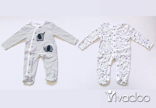 Baby & Kids Stuff in Beirut City - REDTAG 2 sets cotton100%