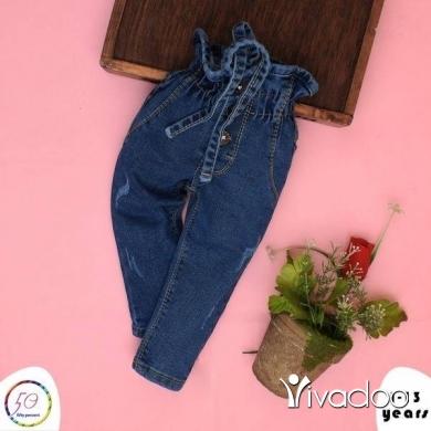 Clothes, Footwear & Accessories in Kab Elias - بنطال جينز بناتي