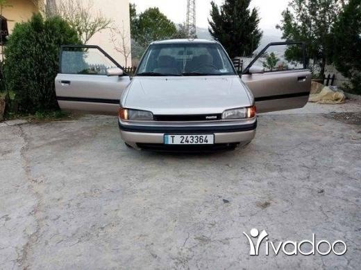 Mazda in Akkar el-Atika - mazda 323 model 92