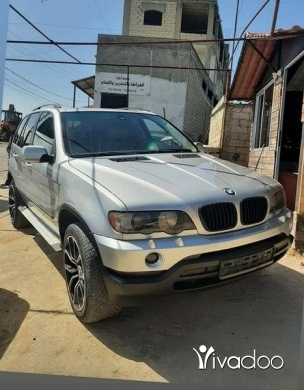 BMW in Tripoli - BMW X5 3.0 2001
