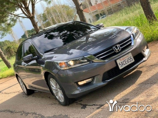 Honda in Tripoli - Honda Accord 2013 Exl
